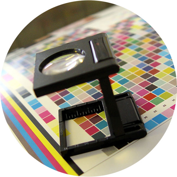 Prepress Colour Calibration